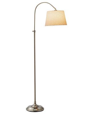 bonnet arc floor lamp lighting lamps for the home macy 39 s. Black Bedroom Furniture Sets. Home Design Ideas