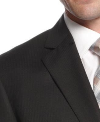 Perry Ellis Portfolio Suit Comfort Str..