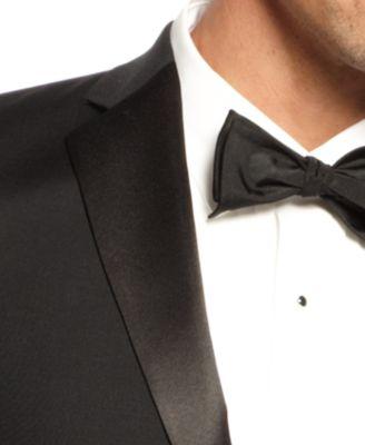 Lauren Ralph Lauren Black Classic-Fit Tuxedo Jacket