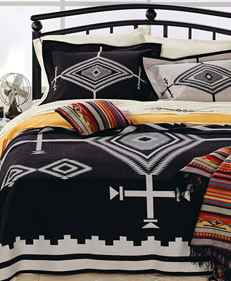 Pendleton Blankets Los Ojos Wool Collection Blankets