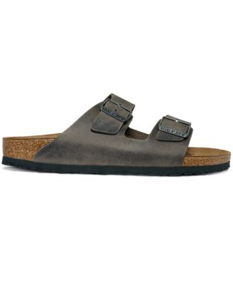Birkenstock Mens Arizona Oiled Leather Sandals