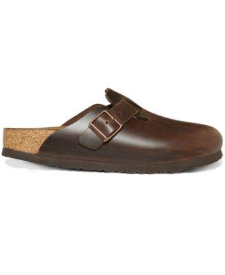 Birkenstock Mens Soft Footbed Boston L..