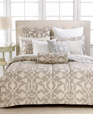 Closeout Barbara Barry Poetical Comforter Sets Bedding Collections Bed Bath Macy 39 S