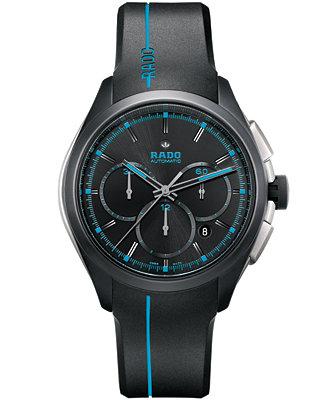 rado s swiss automatic chronograph hyperchrome sport