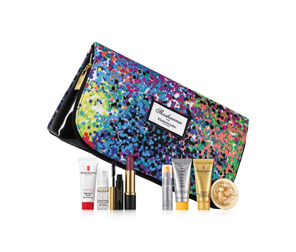 Receive a free 7-piece bonus gift with your $60 Elizabeth Arden purchase