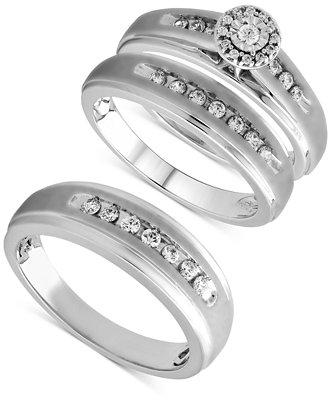 Wedding Ring Set Site Macys Com