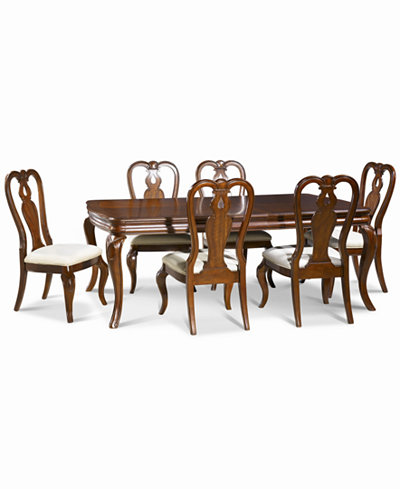 Queen Anne Dining Room Chairs At Macy S