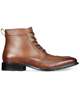 Alfani Mens Garth Wingtip Boots