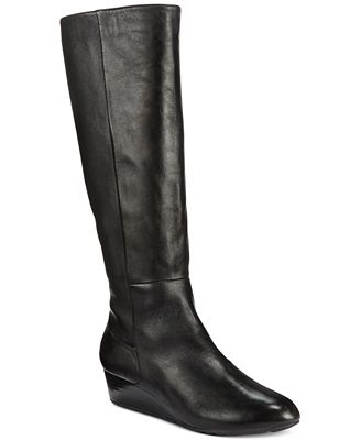 cole haan tali grand wedge boots boots shoes macy s