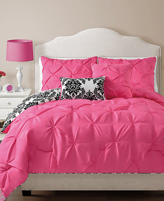 Olivia Reversible 5 Piece Comforter Set Bed In A Bag