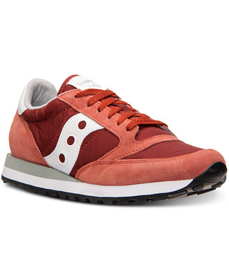 saucony s jazz original casual sneakers from finish