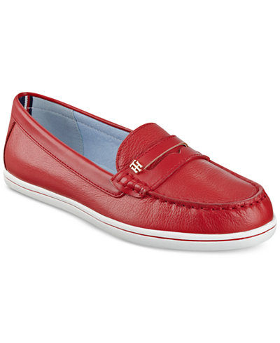 Tommy Hilfiger Women S Butter Penny Loafers Flats