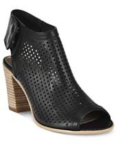 Block Heel Sandals Macy S