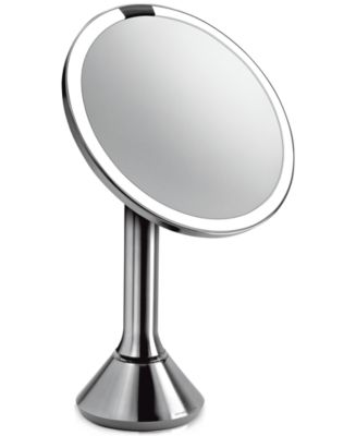 Vanity Mirror With Lights Boots : simplehuman Lighted Sensor-Activated Magnifying Vanity Makeup Mirror - Shop All Brands - Beauty ...