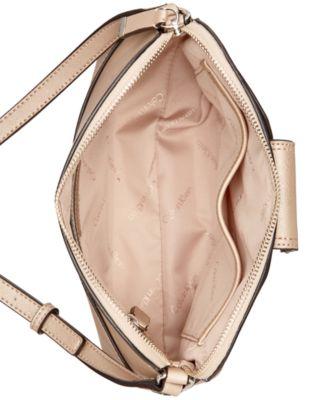 Calvin Klein Saffiano Crossbody Minibag
