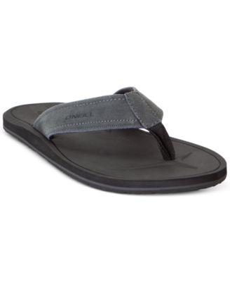 ONeill Mens Nacho Libre Suede Sandals