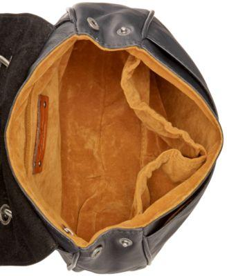 Patricia Nash Small Karisa Saddle Bag
