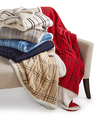 Martha Stewart Collection Reversible Classic Faux Fur