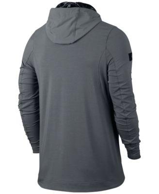 Nike Mens Hyper Elite Sphere-Dry KD Zip Hoodie