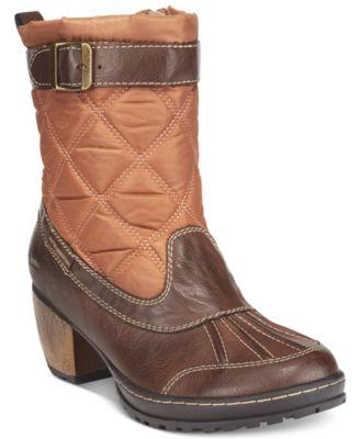 Jambu Womens Dover Duck Boots
