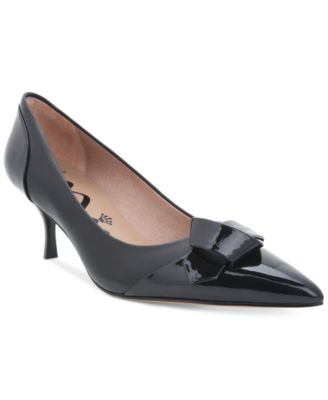 Nina Originals Prezley Detailed Kitten-Heel Pumps
