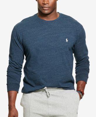 Ralph Lauren Men Strap Black Short Sleeved Polo Sweaters
