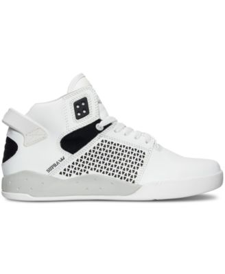 Supra Mens Skytop III High-Top Casual Sneakers from Finish Line