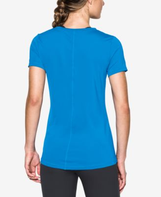 Under Armour Short-Sleeve HeatGear Top