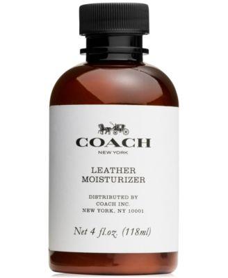 COACH Leather Moisturizer 4-oz.