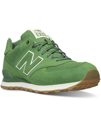 New Balance Mens 574 Outdoor Boots From Finish Line