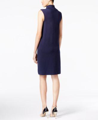 Alfani Turtleneck Sweater Dress