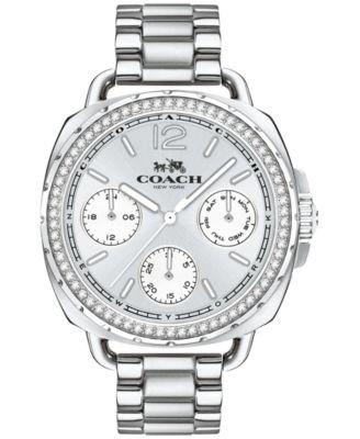 COACH Women's Tatum Stainless Steel Bracelet Watch 38mm 14502569