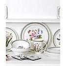 Portmeirion dinnerware botanic garden collection for Portmeirion dinnerware set of 4 botanic garden canape plates