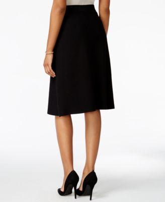 Charter Club Petite A-Line Skirt