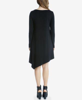 Karen Kane Ellie Asymmetrical Shift Dress