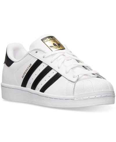 Adidas Women S Superstar Casual Sneakers From Finish Line