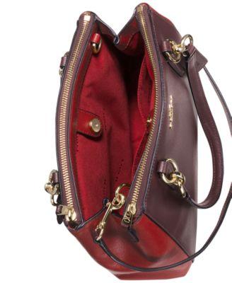 COACH Colorblock Mini Christie Carryal..
