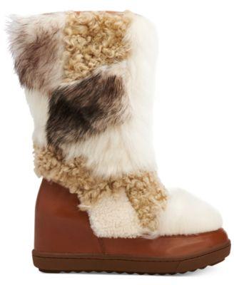COACH Morton Boots