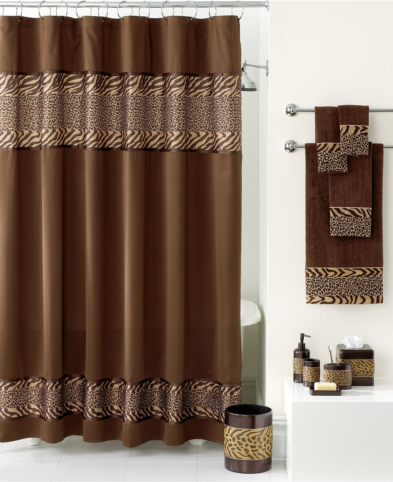 Cheetah Print Decor Cheetah Print Bathroom Set Bathroom
