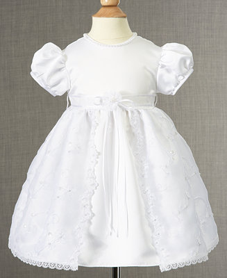 Lauren Madison Baby Dress Baby Girls Christening Dress