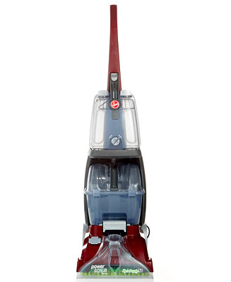 hoover essential 3110 how to clean