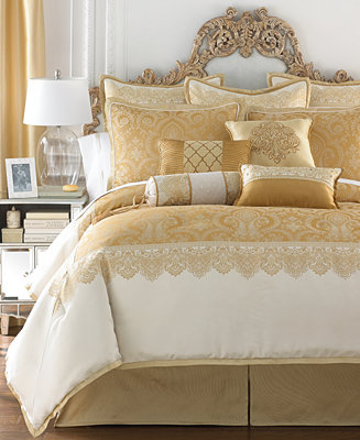 Closeout Waterford Sutton Square Bedding Collection
