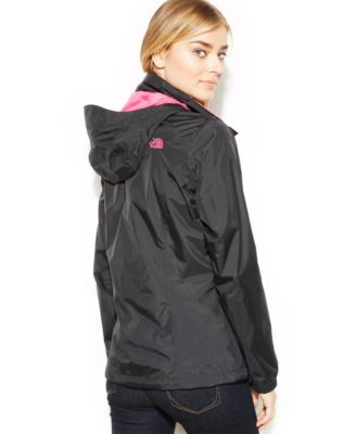 The North Face Pink Ribbon Resolve Waterproof Jacket
