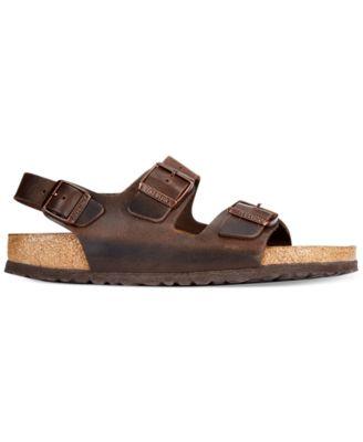 Birkenstock Mens Milano Sandals