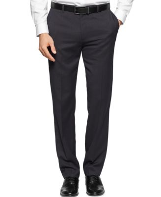 Calvin Klein PV Twill Stripe Dress Pants