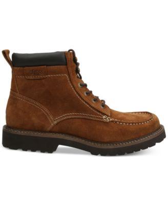 G.H. Bass & Co. Errol Moc Toe Boots