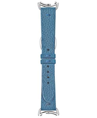 Fendi Timepieces Womens Selleria Blue ..