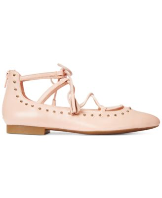 Bella Vita Ollie Lace-Up Flats