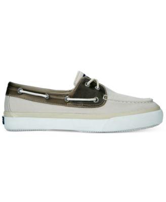 Sperry Mens Bahama Ballistic Nylon Boat Shoes