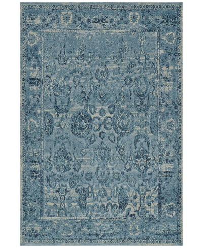 Dalyn Mosaic Empire Sky 7 10 Quot X 10 7 Quot Area Rug Rugs Macy S